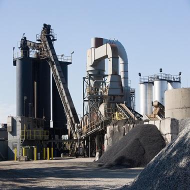Coal Pile Temperature Monitoring