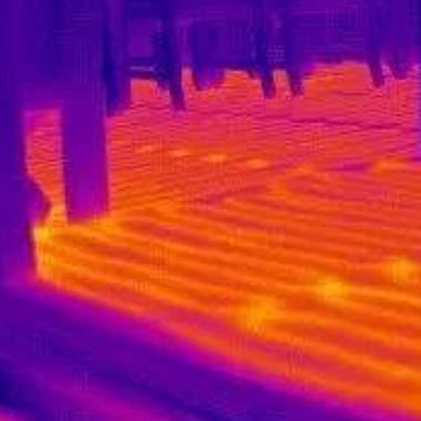 Radiant Floor Leak Detection