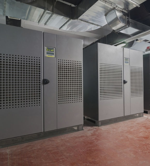 Electrical Distribution Rooms
