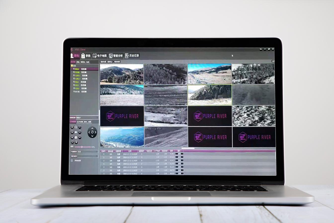 Spilt screen on one monitor